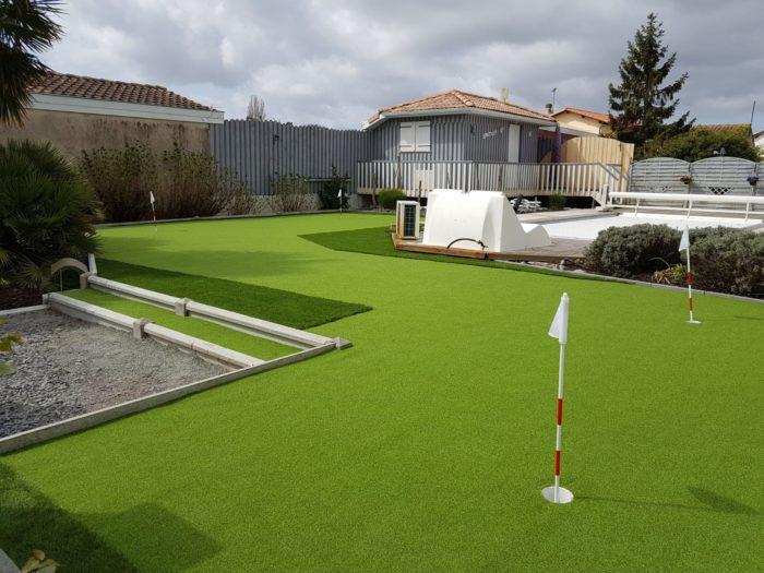 Gazon-synthétique-golf